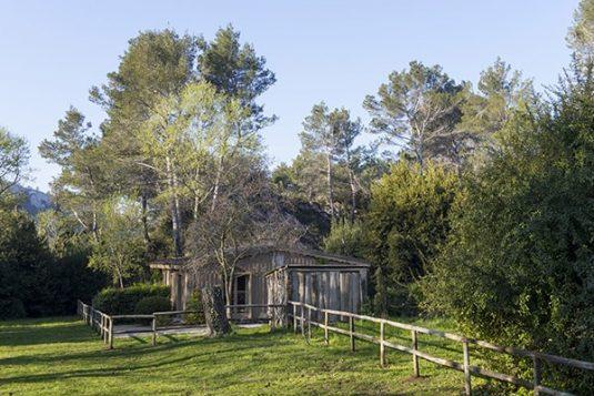 Cabane Gîte Fontvieille