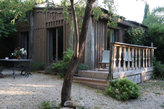 Cabane de la leque, Calme et Confort dans la Nature, Location de Vacances.